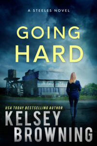 Cover of Going Hard by Kelsey Browning