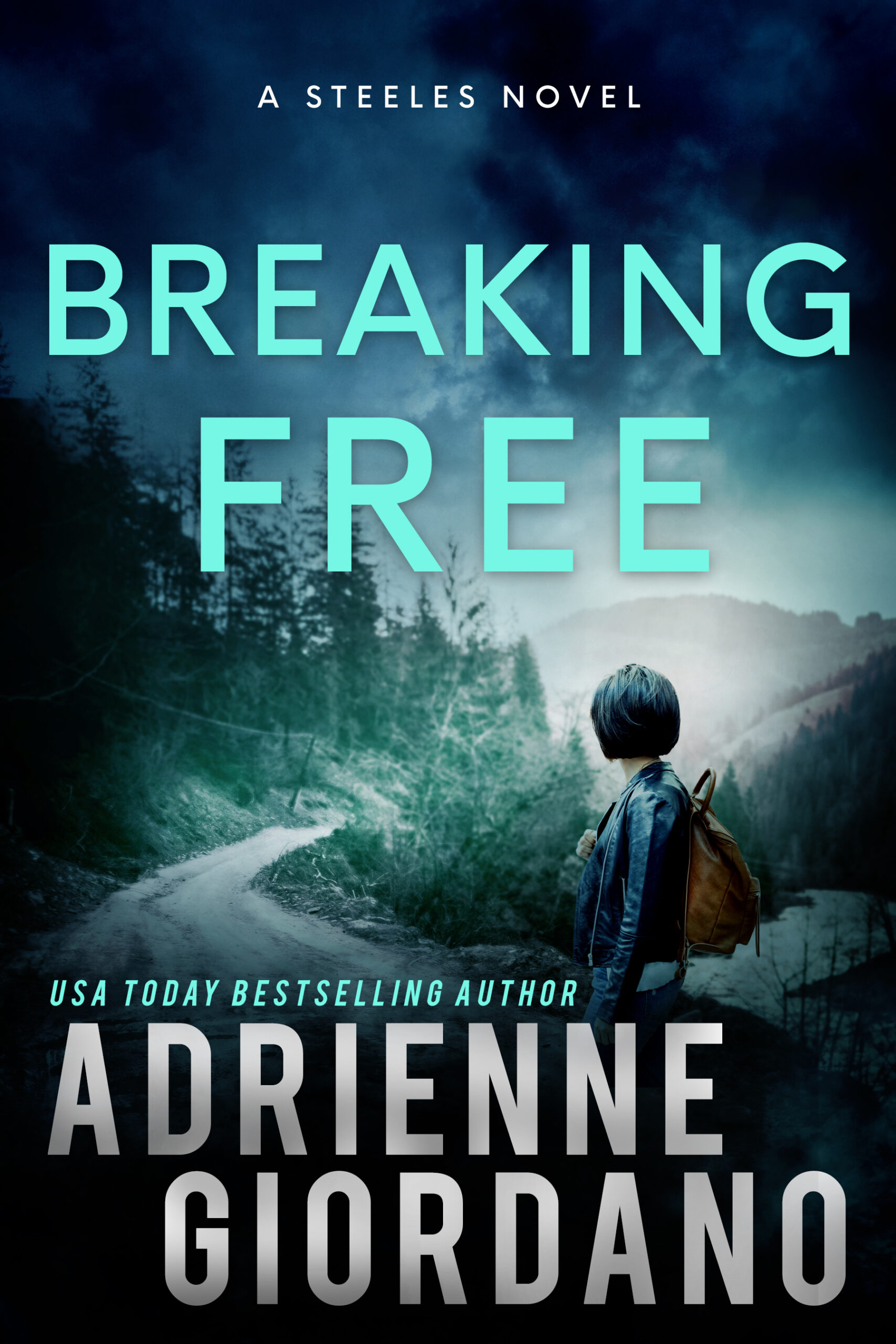 Cover of Breaking Free by Adrienne Giordano