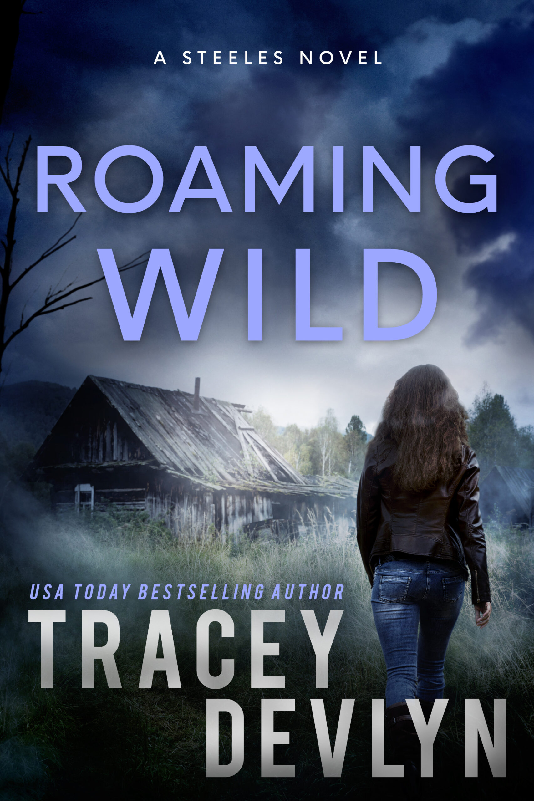 Cover of Roaming Wild by Tracey Devlyn