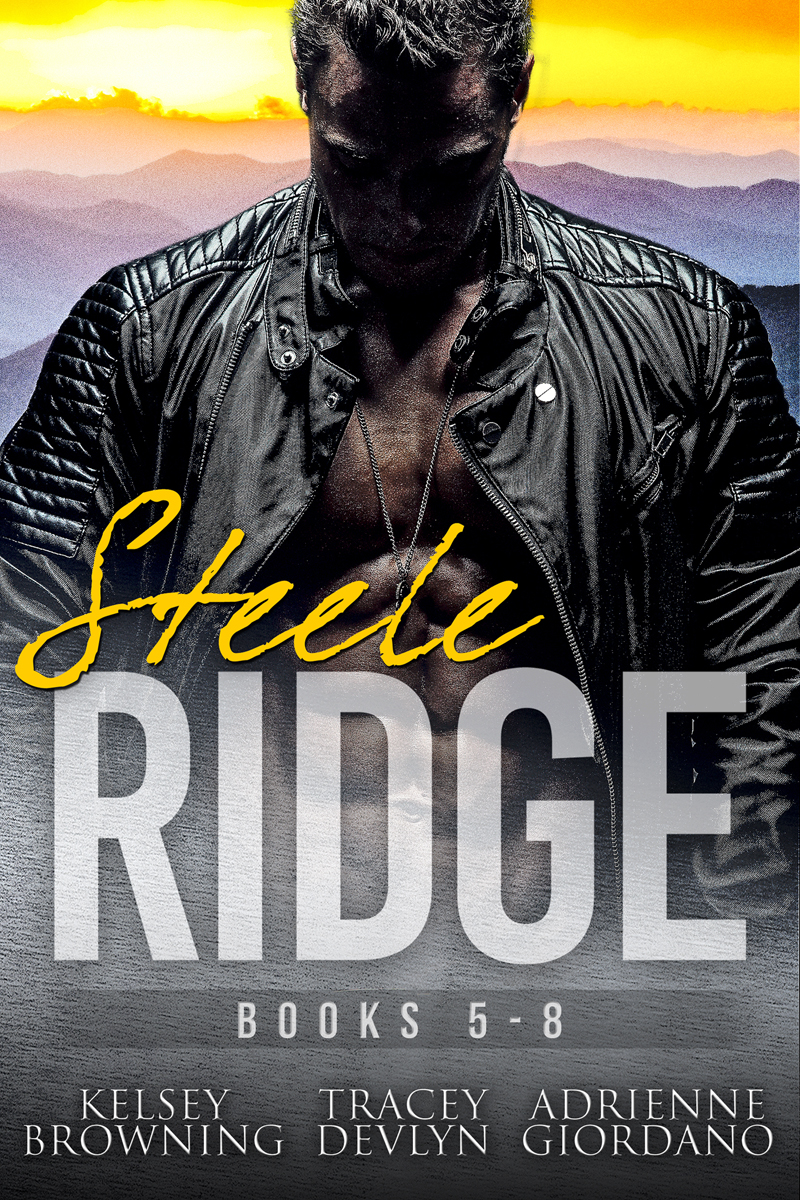 Steele Ridge Box Set #2, Books 5-8