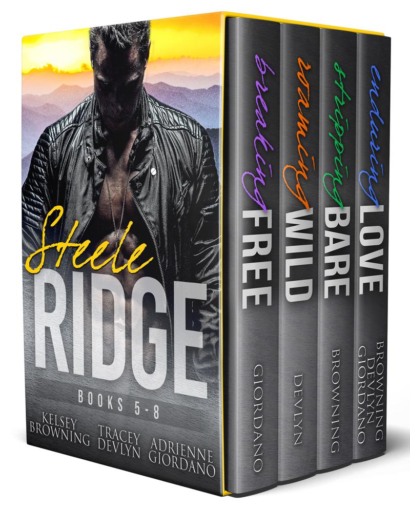 Steele Ridge Box Set #2, Books 5-8