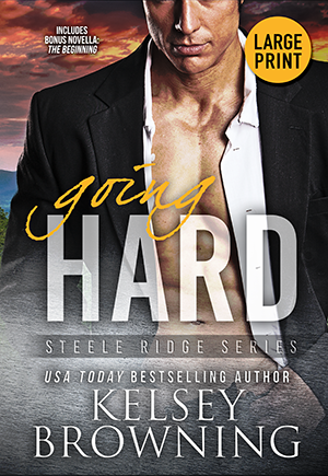 Going Hard cover by Kelsey Browning
