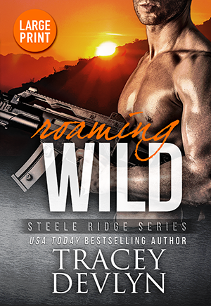 Roaming Wild by Tracey Devlyn cover