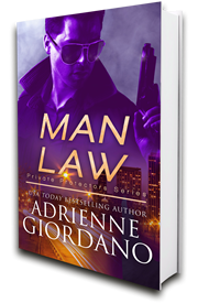Man Law book cover