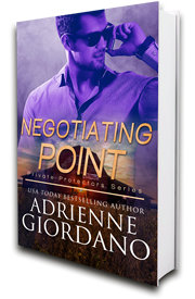 Negotiating Point book cover