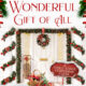 The Most Wonderful Gift of All by Tracey Devlyn cover