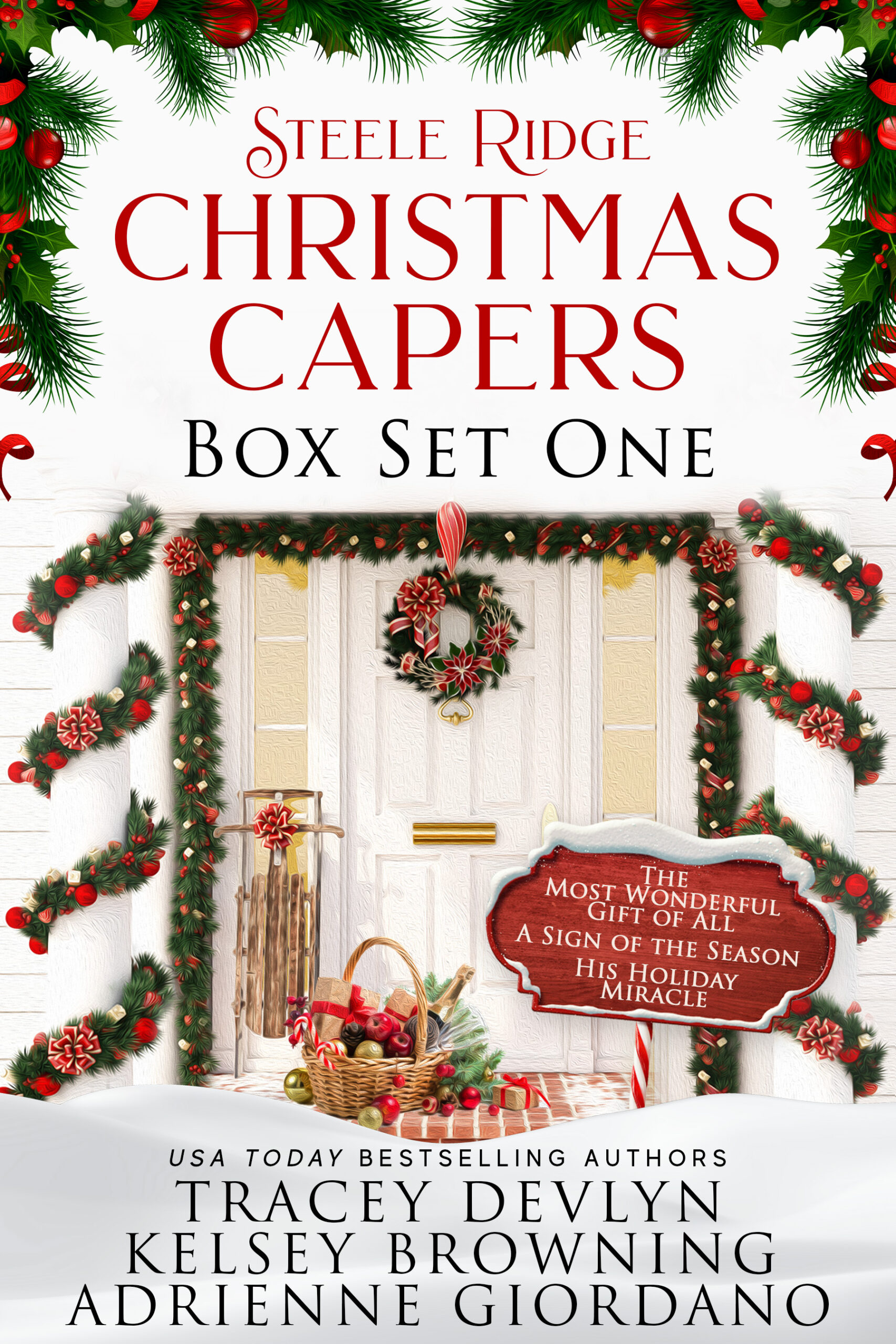 Christmas Capers Box Set #1 (Capers 1-3)