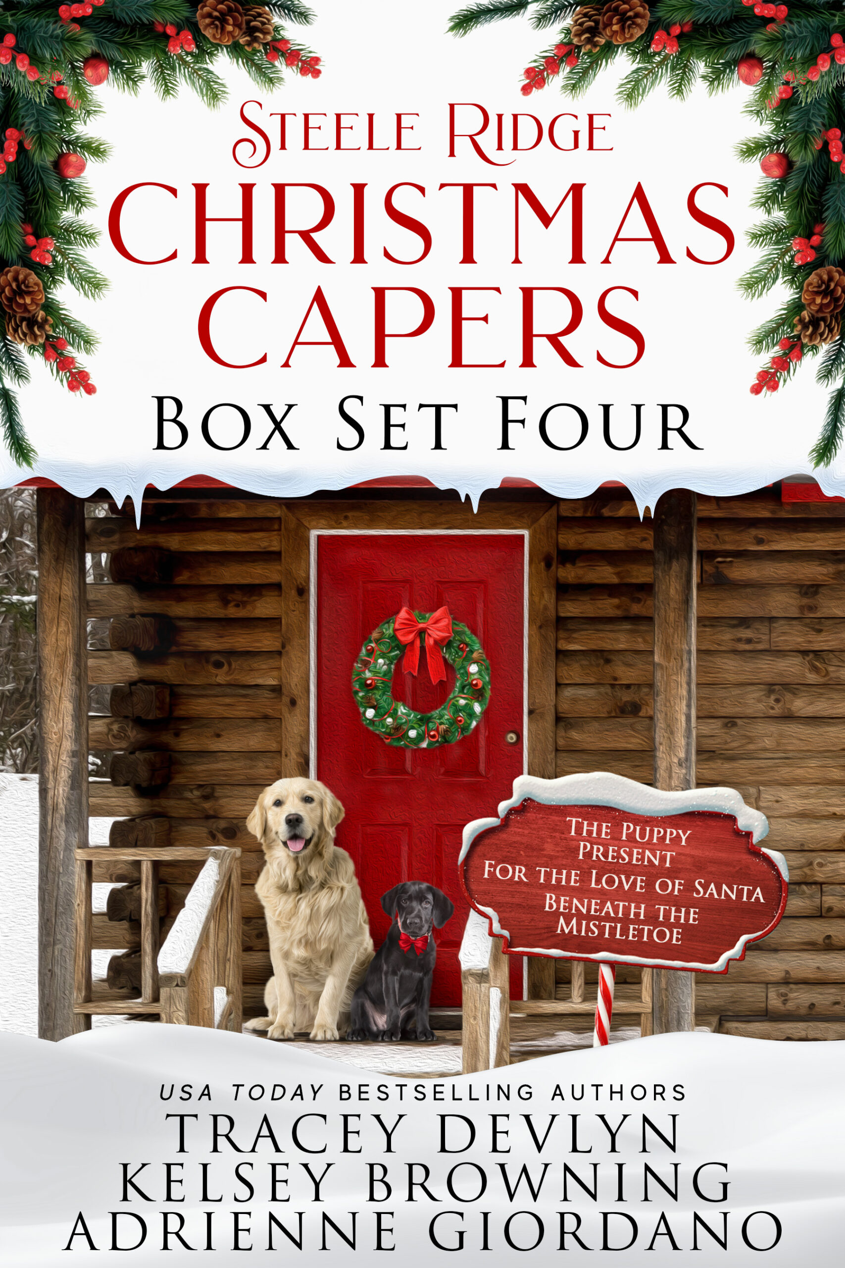 Christmas Capers Box Set #4 (Capers 10-12)
