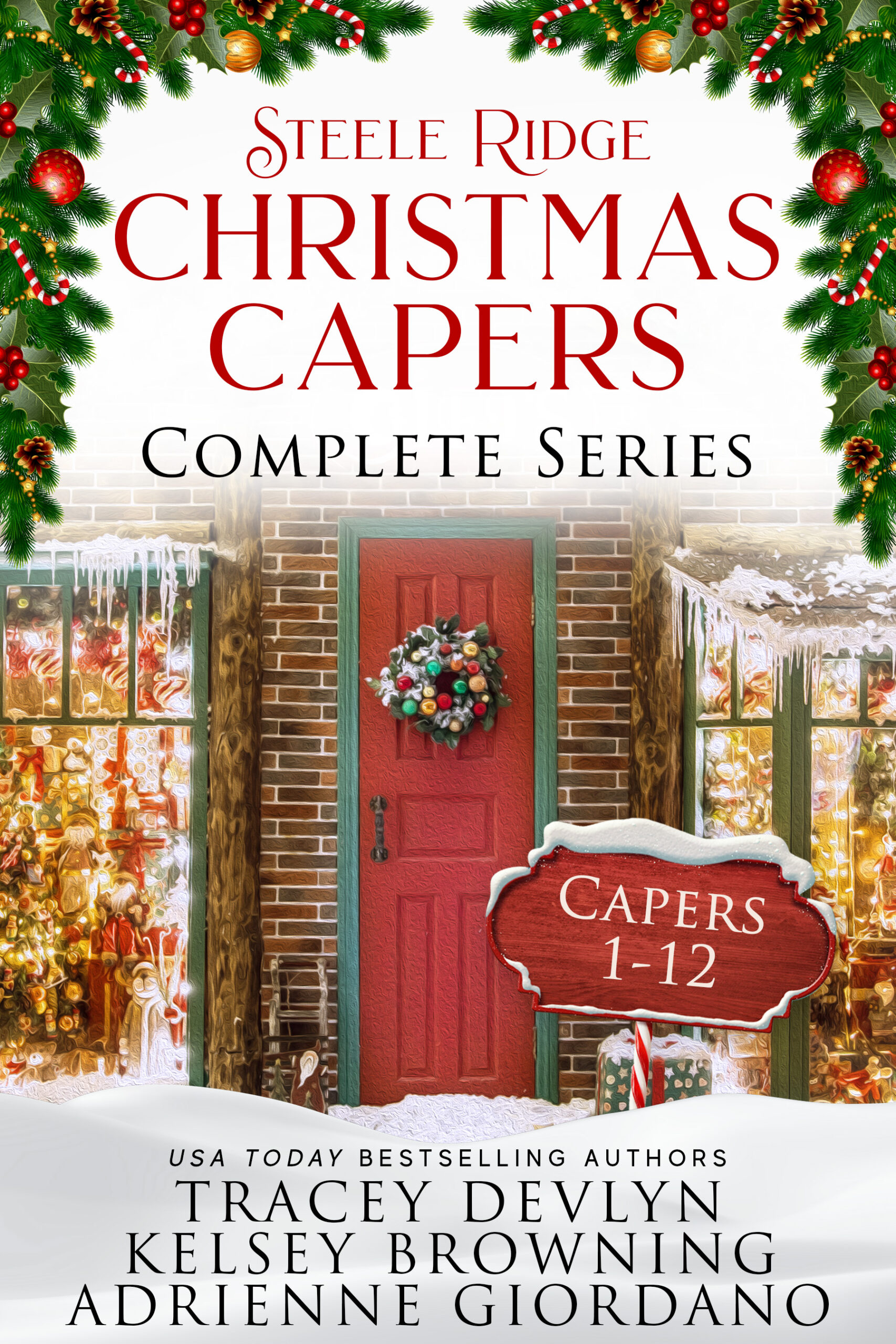 Christmas Capers – Box Sets