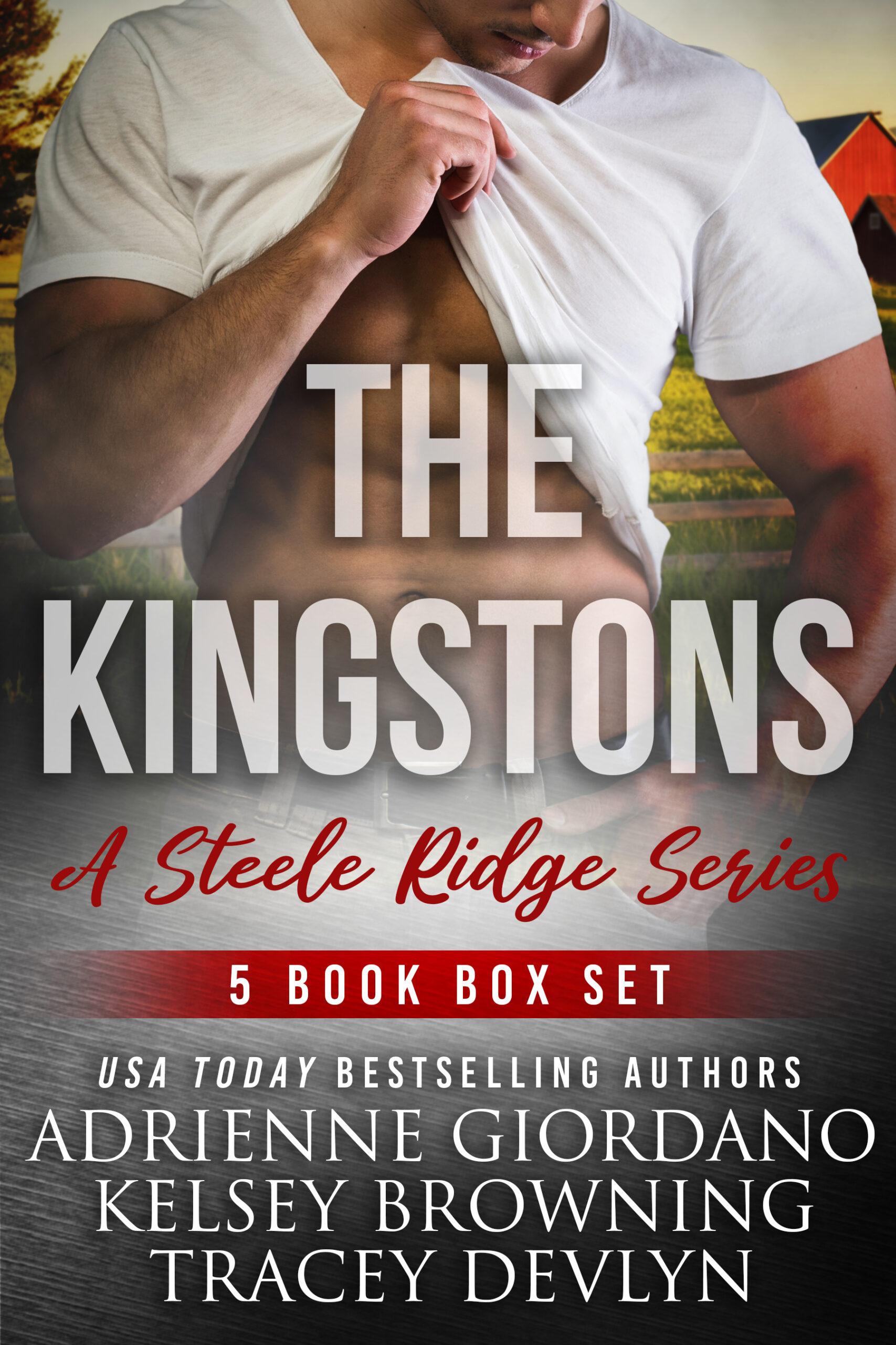 The Kingstons Box Set #3 (Books 1-5)